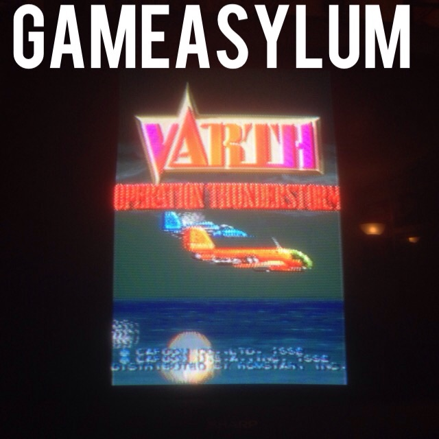 GameAsylum: Capcom Classics Vol. 2: Varth (Playstation 2) 358,600 points on 2014-10-14 19:26:20