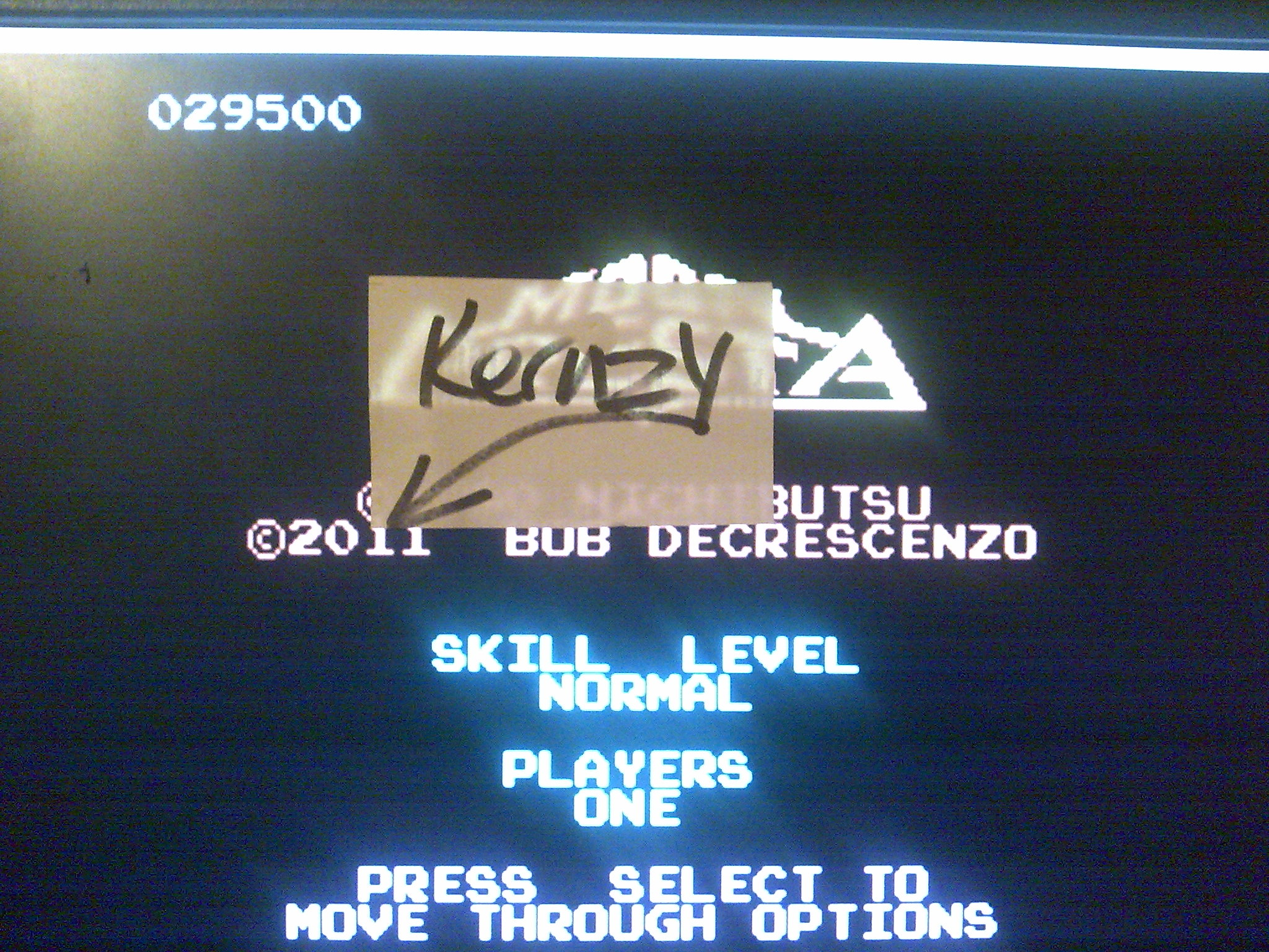 kernzy: Moon Cresta: Normal (Atari 7800 Emulated) 29,500 points on 2014-10-15 11:51:08