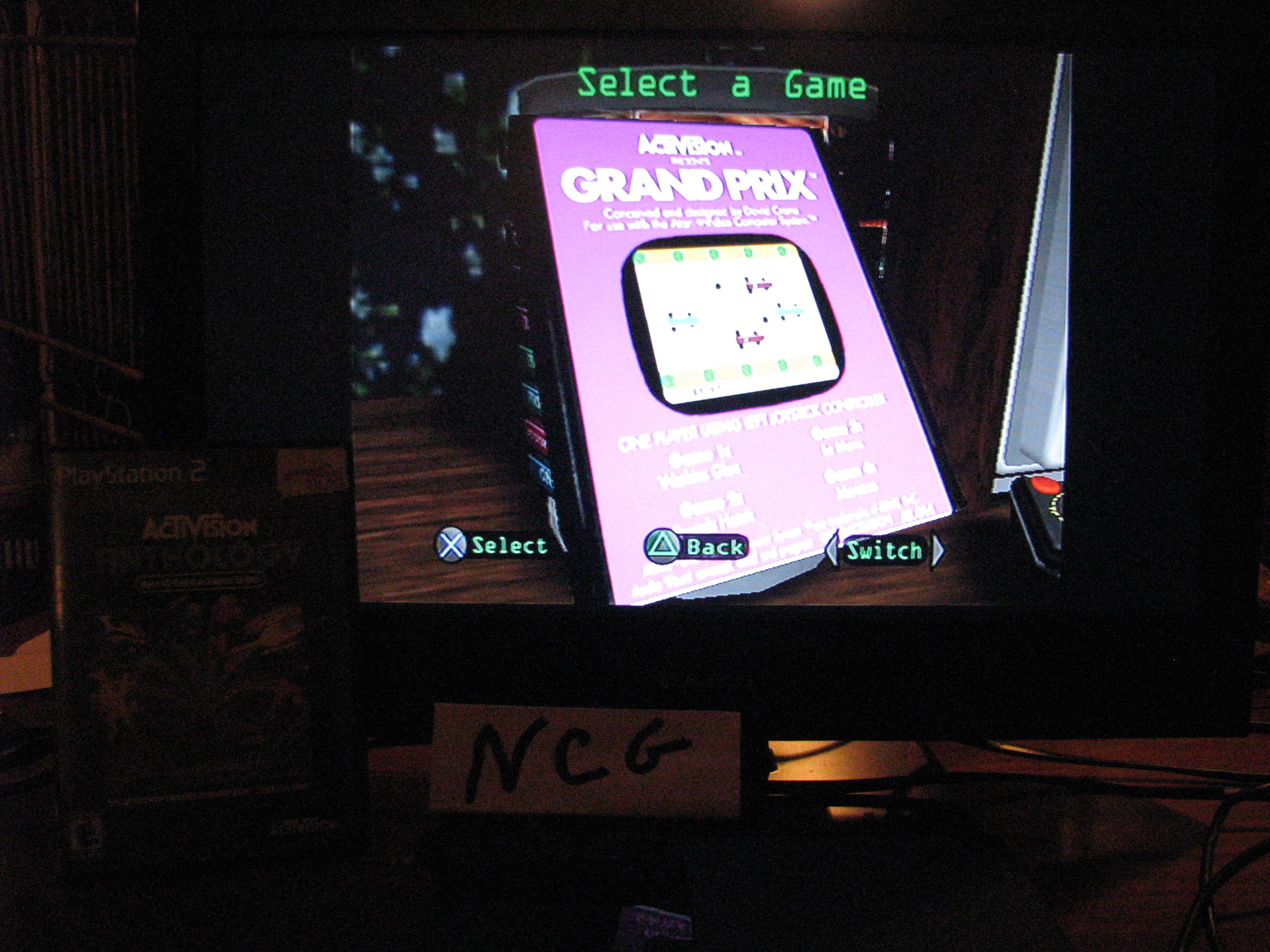 NorthCoastGamer: Activision Anthology: Grand Prix [Game 1B] (Playstation 2) 0:00:29.64 points on 2014-10-15 14:30:04