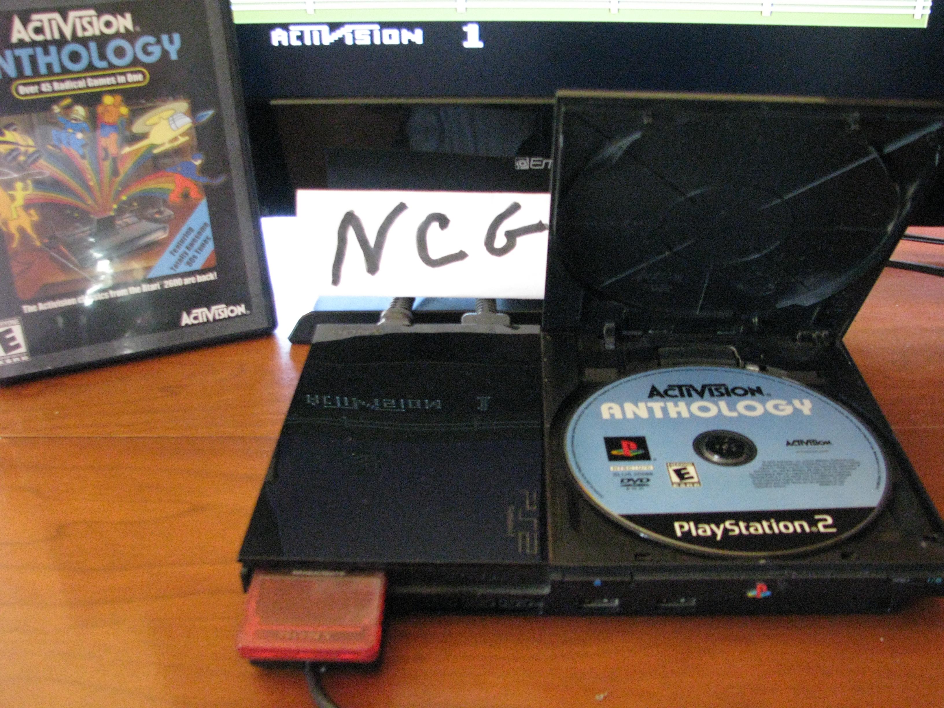 NorthCoastGamer: Activision Anthology: Barnstorming [Game 1B] (Playstation 2) 0:00:32.85 points on 2014-10-15 14:34:46