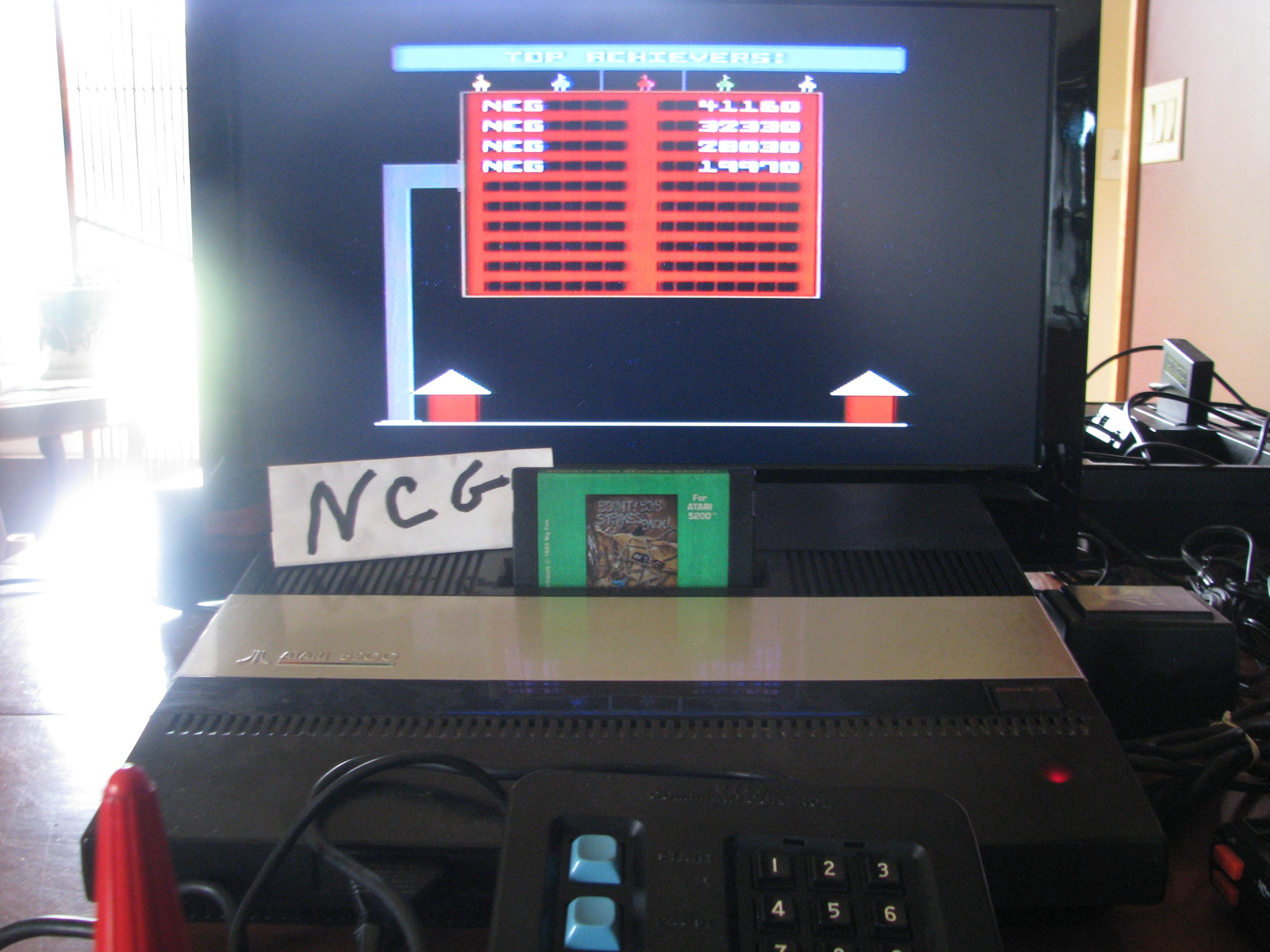 NorthCoastGamer: Bounty Bob Strikes Back (Atari 5200) 41,160 points on 2014-10-15 15:46:23