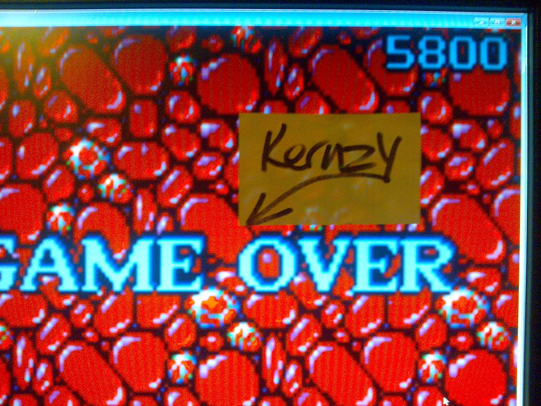 kernzy: Bubble Trouble (Atari Lynx Emulated) 5,800 points on 2014-10-15 23:34:08