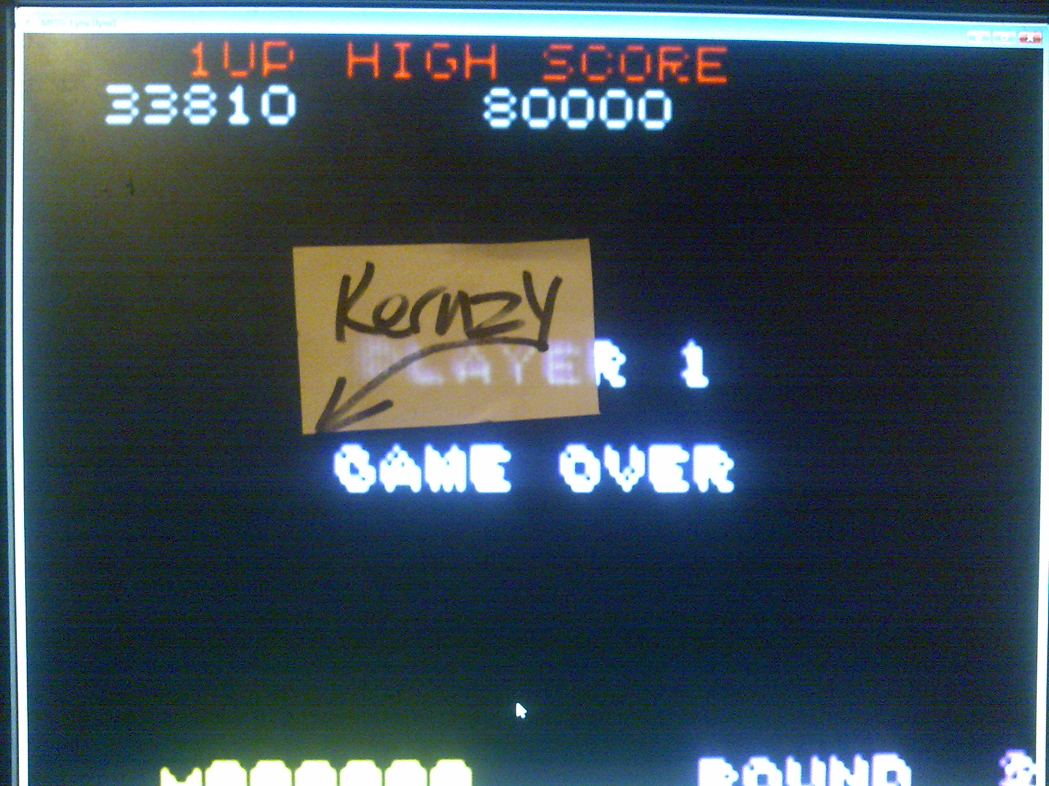 kernzy: Pac-Land (Atari Lynx Emulated) 33,810 points on 2014-10-15 23:54:28