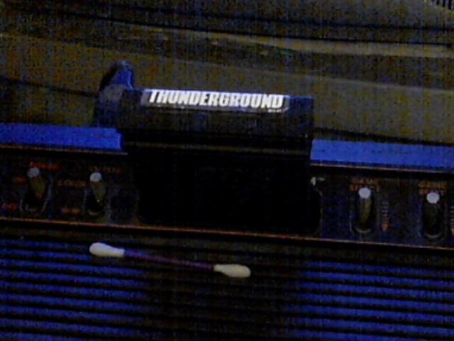 Thunderground 98,090 points