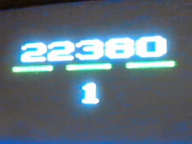 Fast Eddie 22,380 points