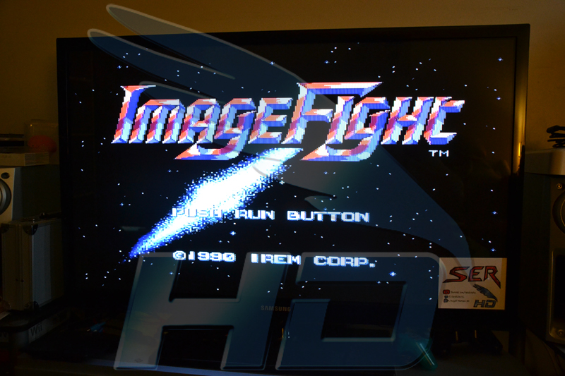 Image Fight 175,900 points