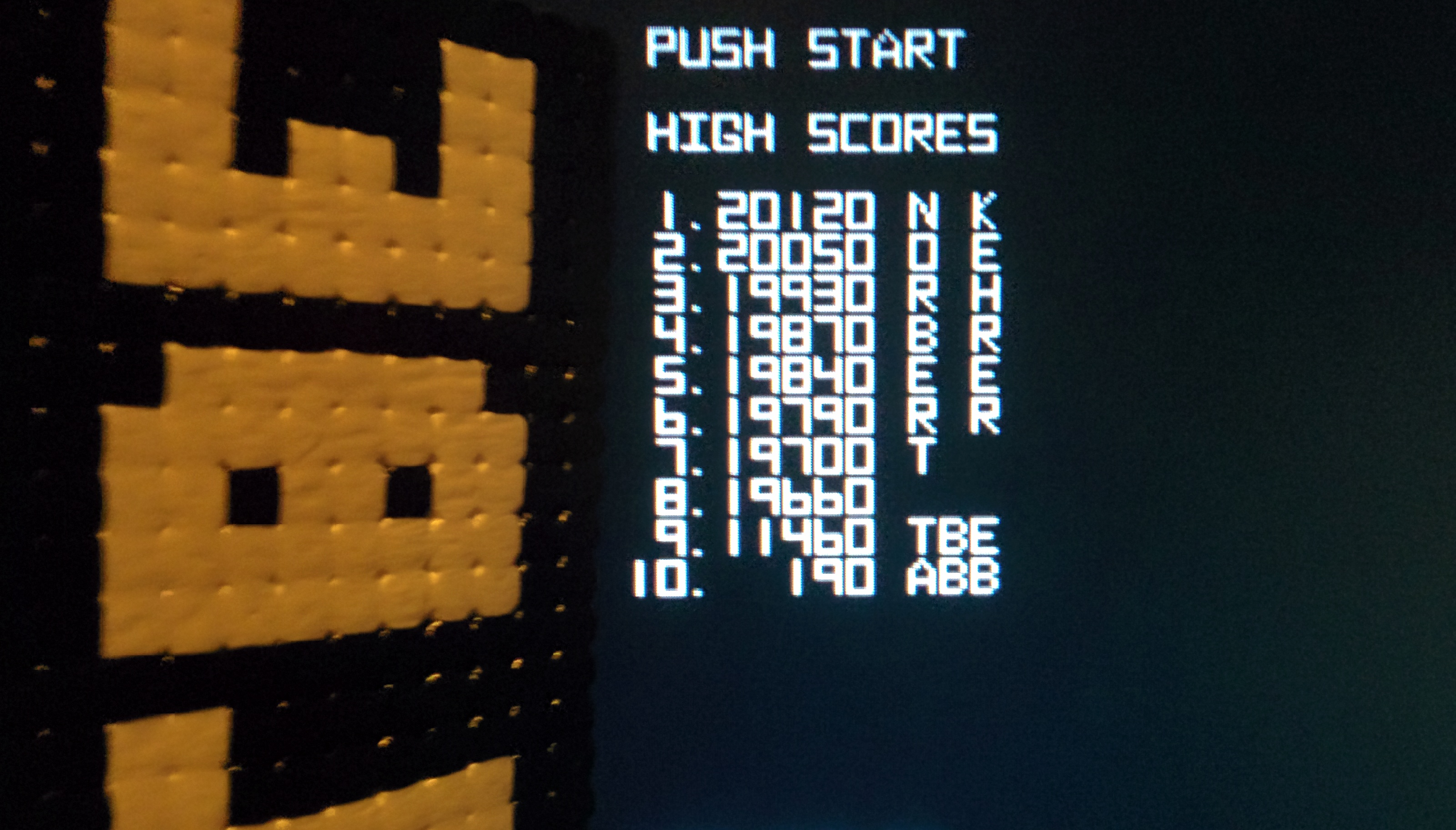 atari asteroids high score - HD 3200×1824