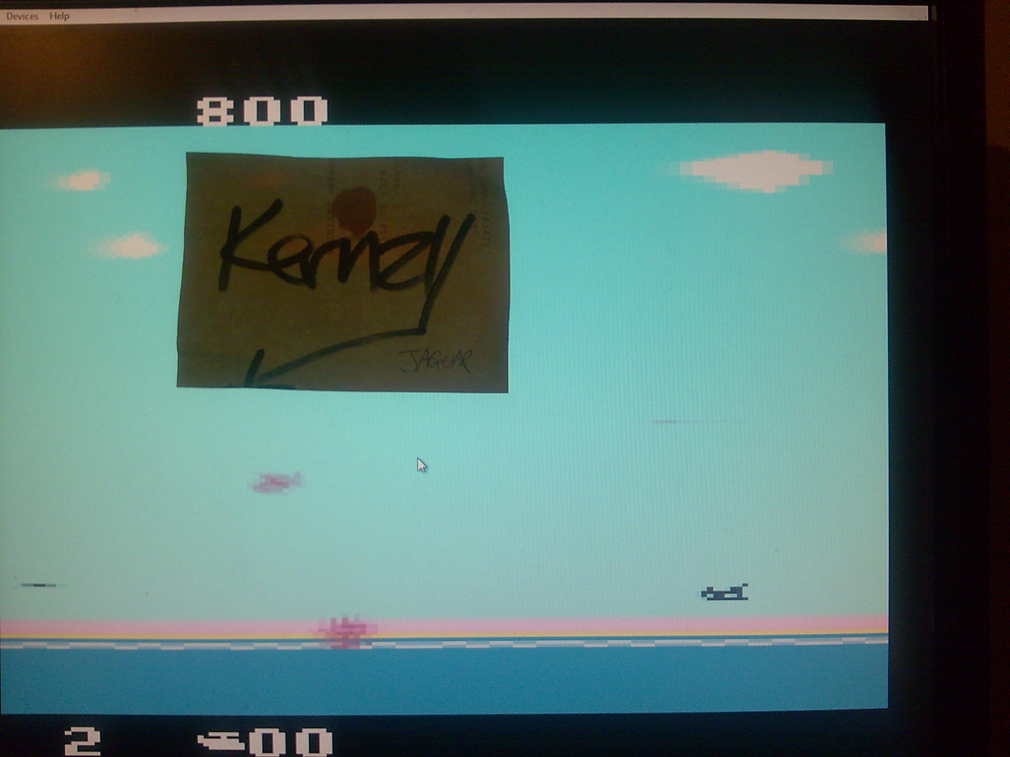 kernzy: Airwolf 3 (Atari 2600 Emulated Novice/B Mode) 800 points on 2014-10-16 19:43:36