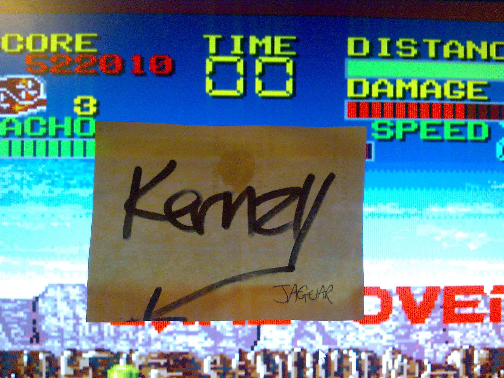 kernzy: SCI Special Criminal Investigation (TurboGrafx-16/PC Engine Emulated) 522,010 points on 2014-10-18 10:00:08