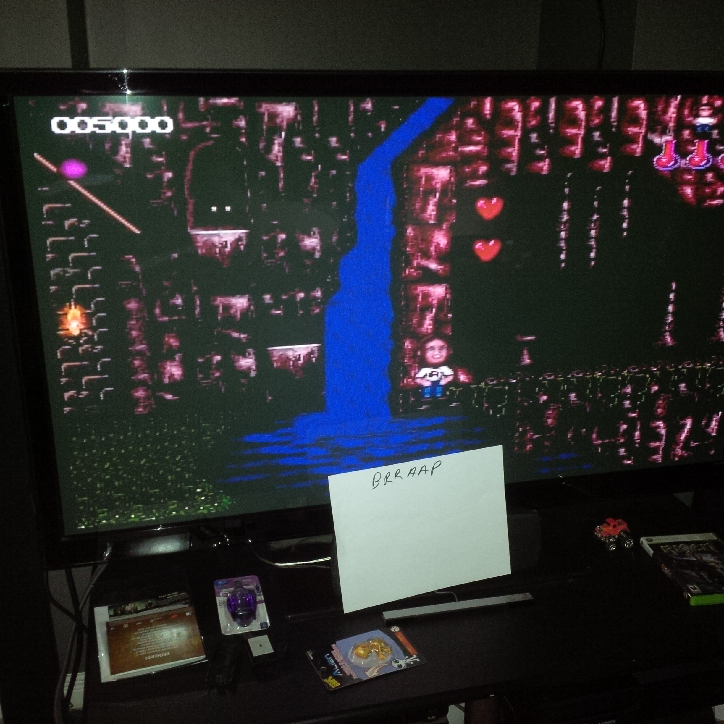 brraap: Ghost Manor (TurboGrafx-16/PC Engine) 5,000 points on 2014-10-18 11:45:11
