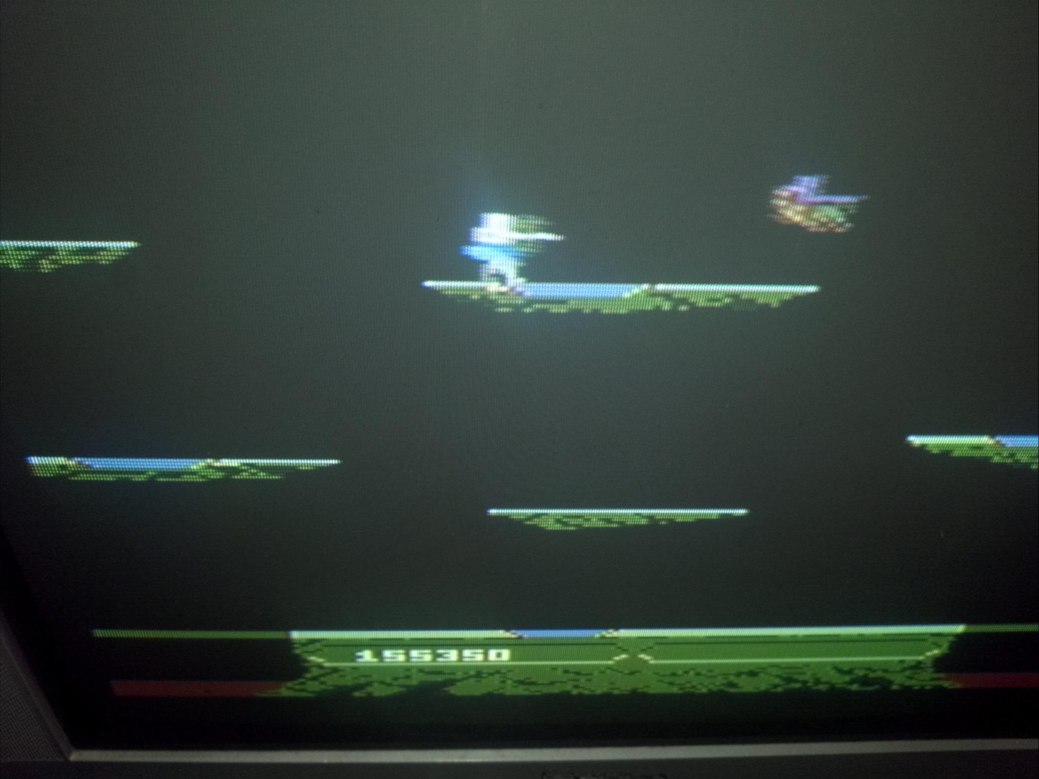 Liduario: Joust: Beginner (Atari 7800) 155,350 points on 2014-10-18 14:40:55