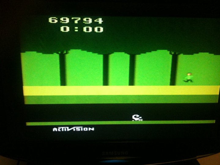 DIM: Pitfall! (Atari 2600 Expert/A) 69,794 points on 2014-10-19 00:49:05