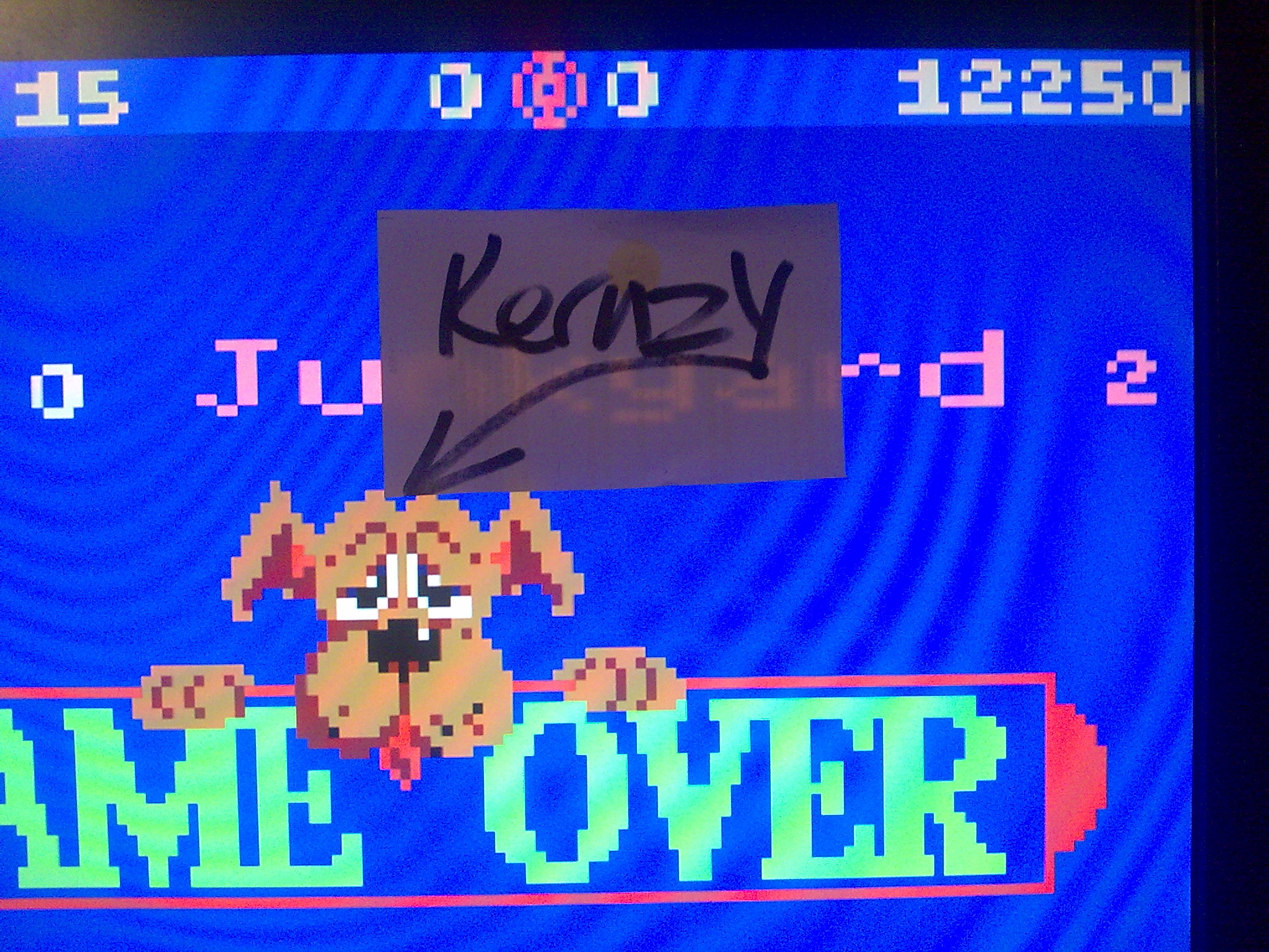 kernzy: Scrapyard Dog (Atari Lynx Emulated) 12,250 points on 2014-10-19 01:06:09