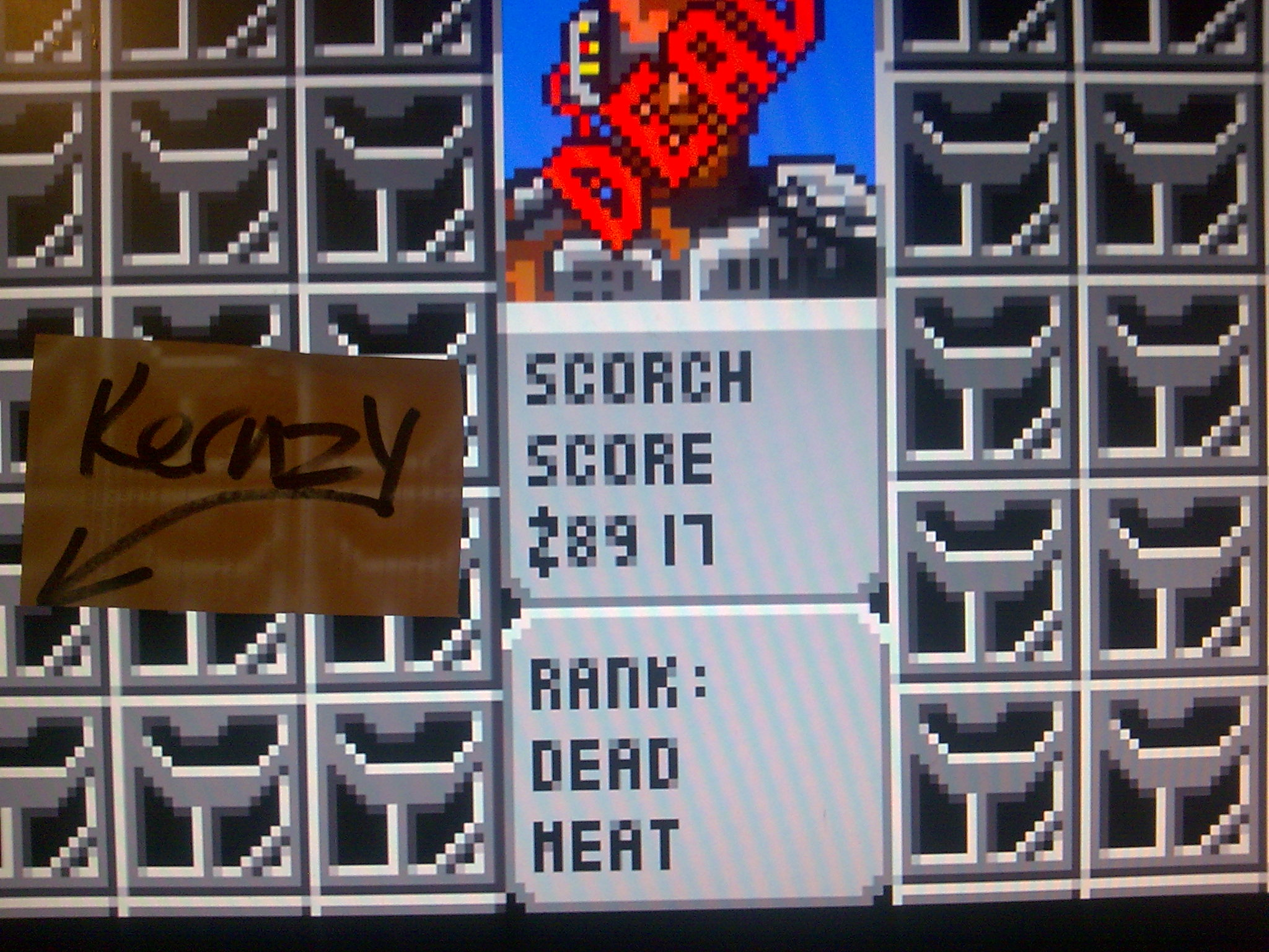 kernzy: Zarlor Mercenary (Atari Lynx Emulated) 8,917 points on 2014-10-19 01:14:22