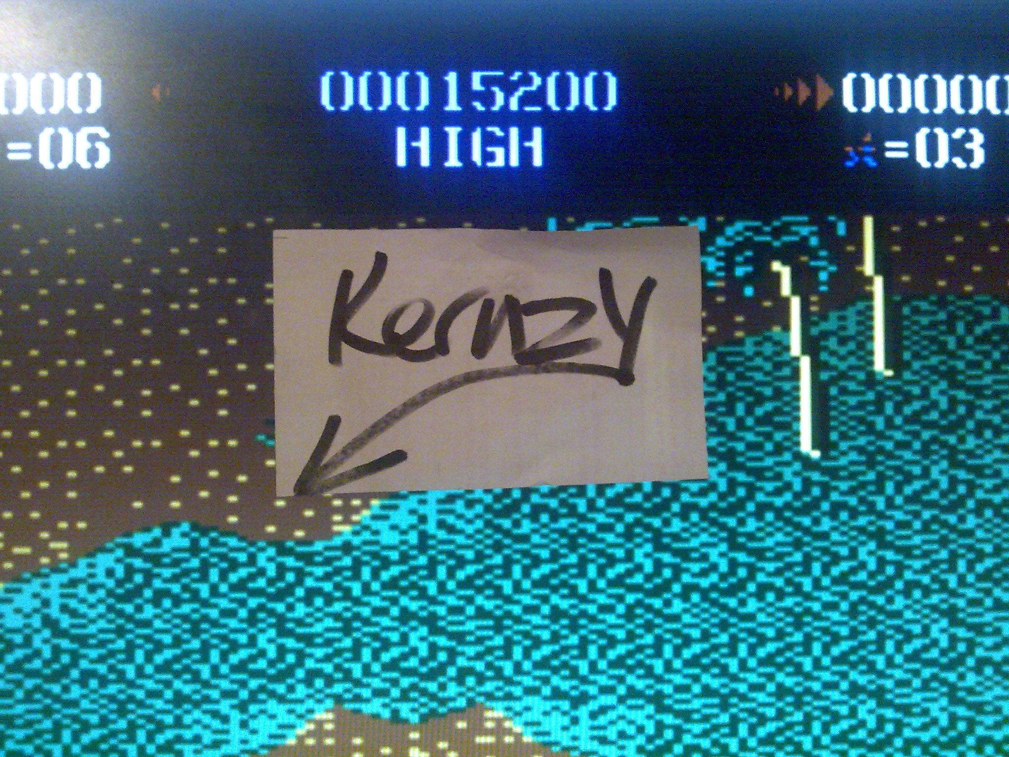 kernzy: Commando: Advanced (Atari 7800 Emulated) 15,200 points on 2014-10-19 01:21:12