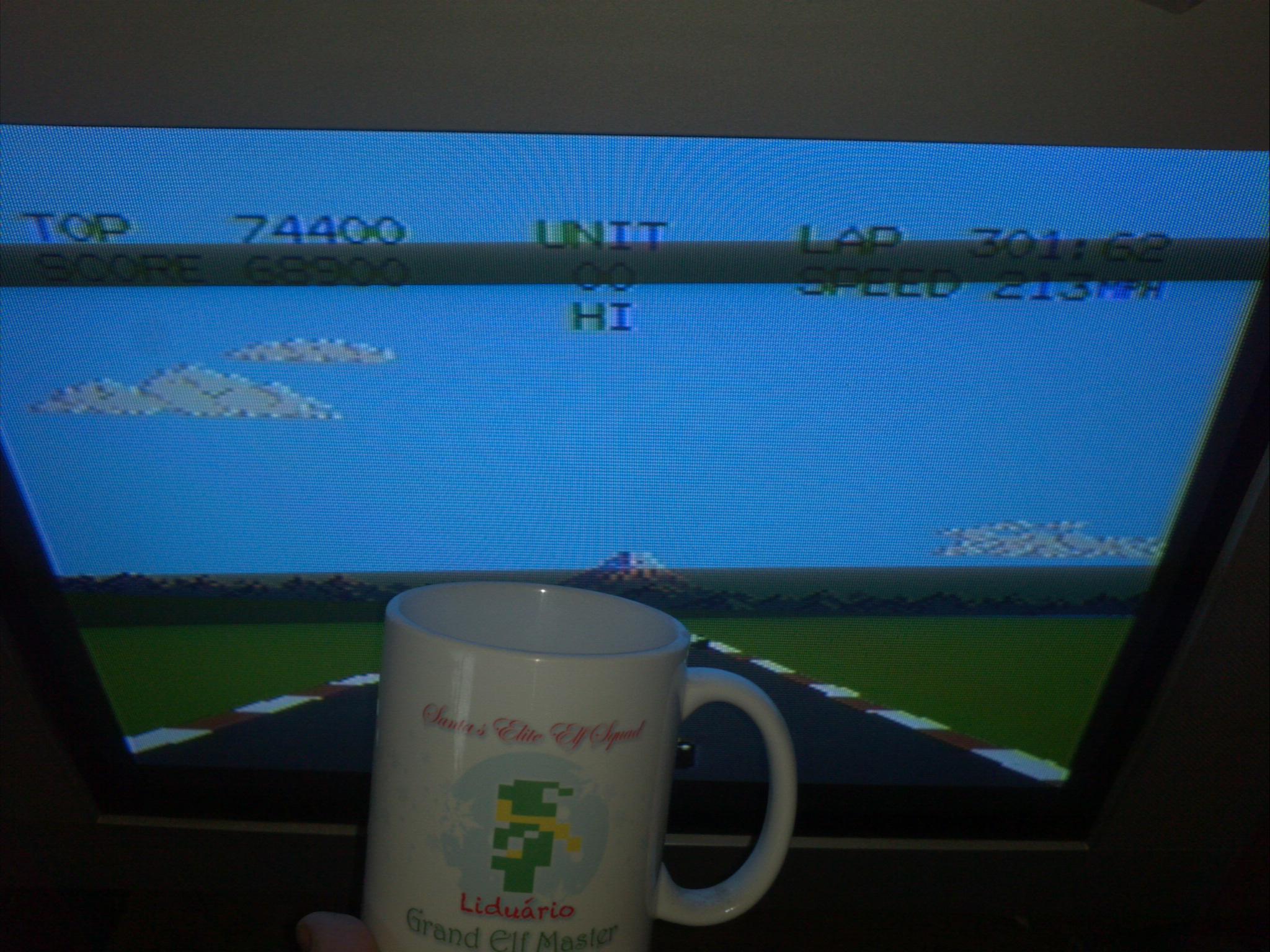 Liduario: Pole Position 2: Fuji (Atari 7800) 74,400 points on 2014-10-19 08:24:55