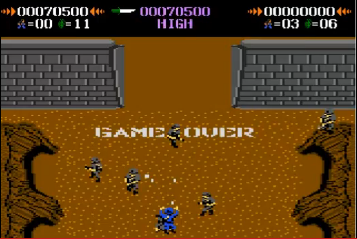 Liduario: Commando: Advanced (Atari 7800 Emulated) 70,500 points on 2014-10-19 09:45:45