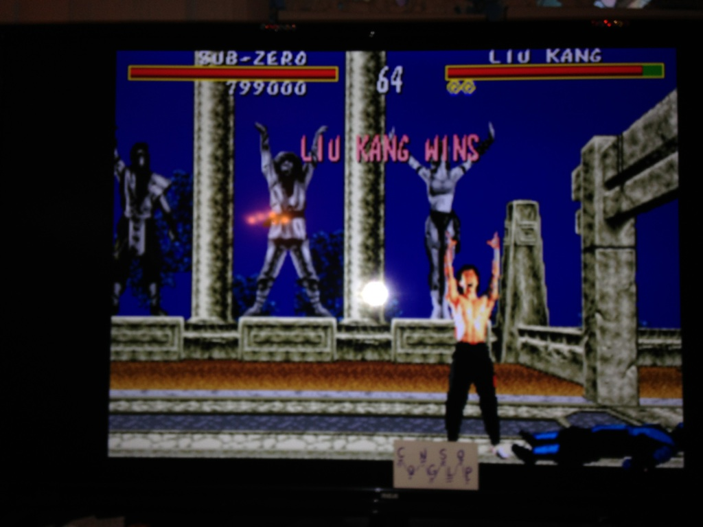 Mortal Kombat [Easy] 799,000 points