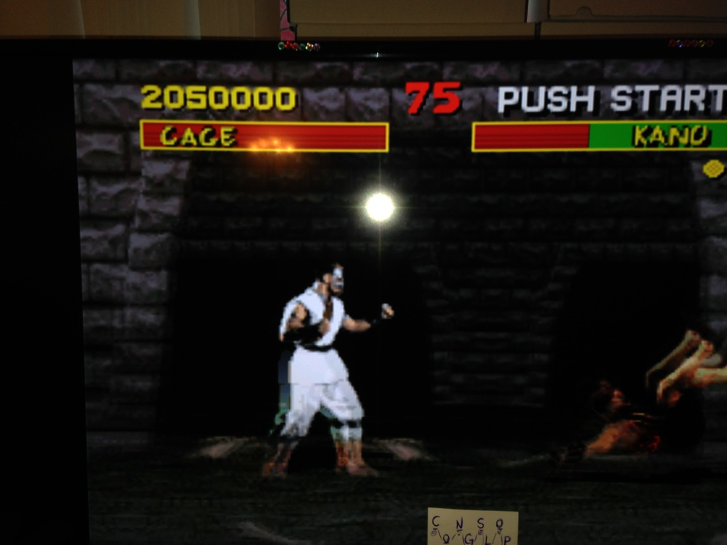 Congslop: Mortal Kombat [Normal/Medium/No Handicap] (SNES/Super Famicom Emulated) 2,050,000 points on 2014-10-21 01:42:05