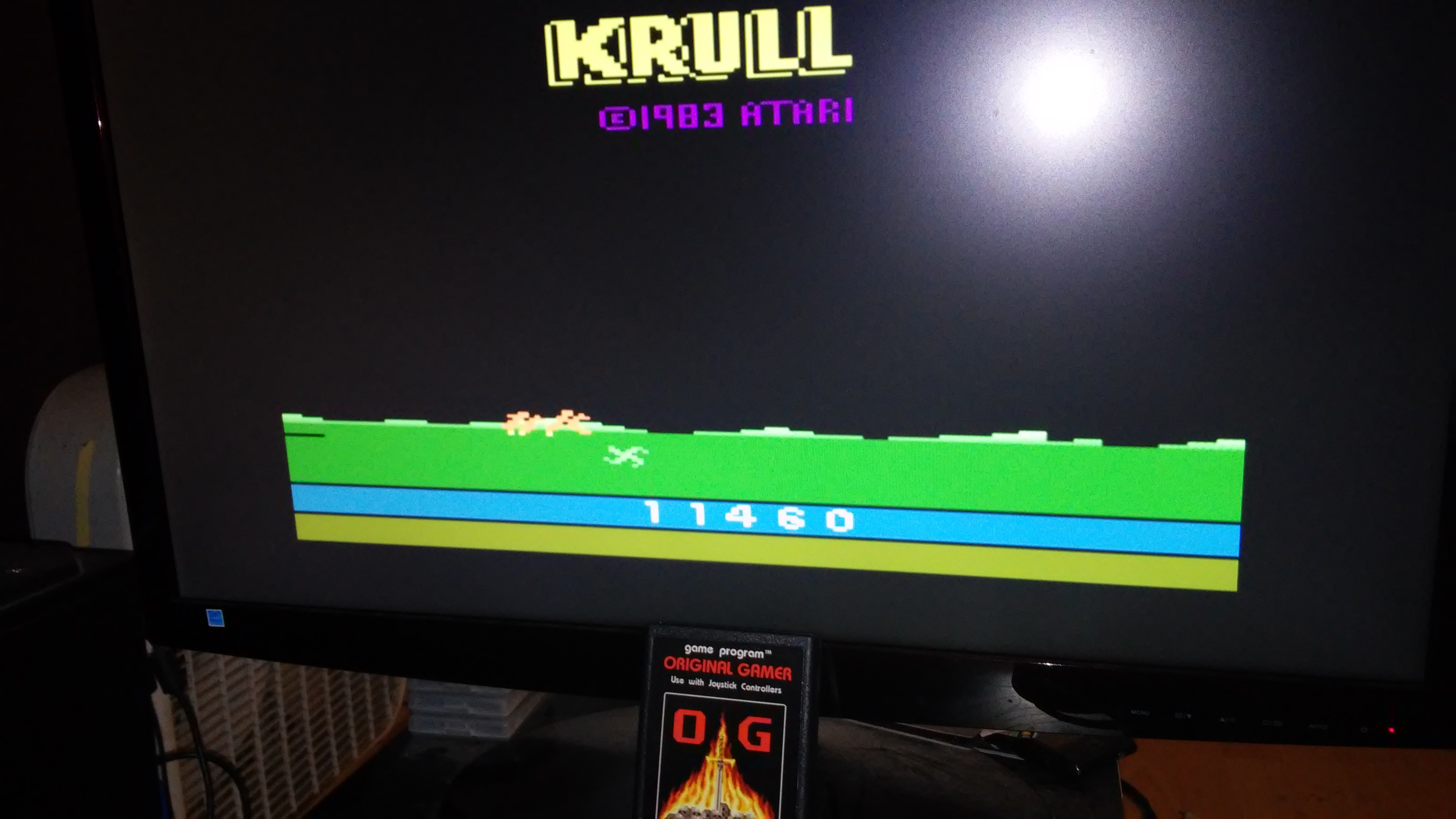 Krull 11,460 points