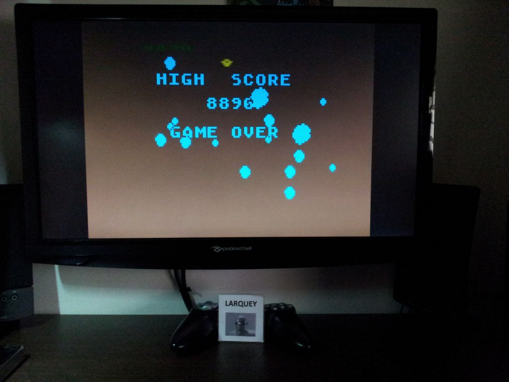 atari asteroids high score - HD 1024×768