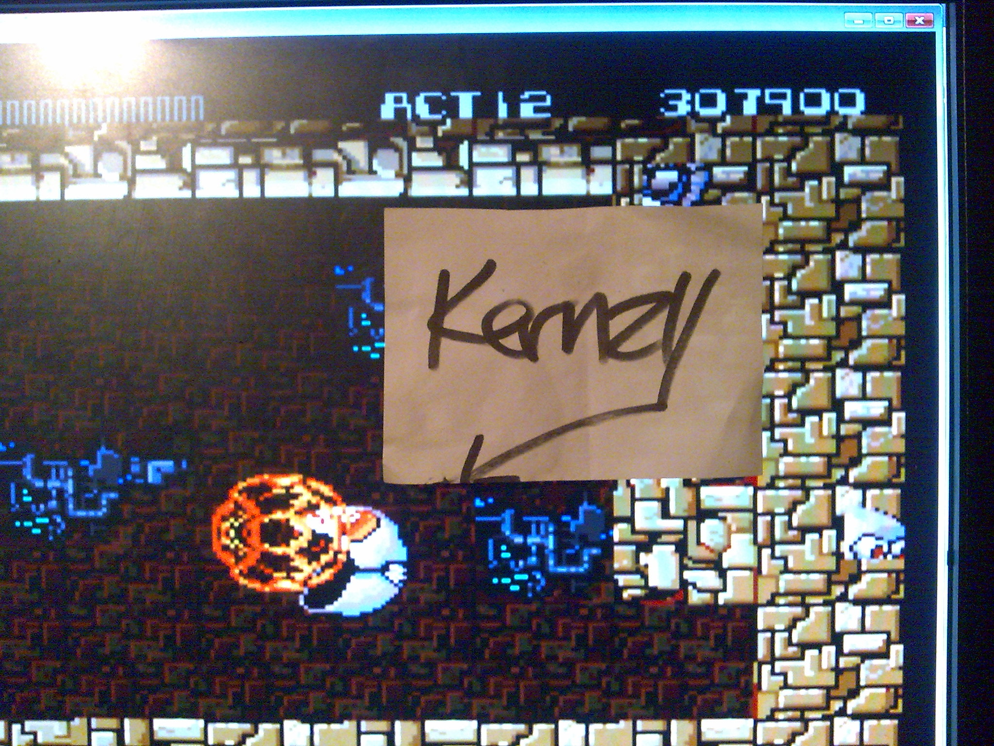 kernzy: Atomic Robo-Kid Special (TurboGrafx-16/PC Engine Emulated) 307,900 points on 2014-10-22 15:21:34