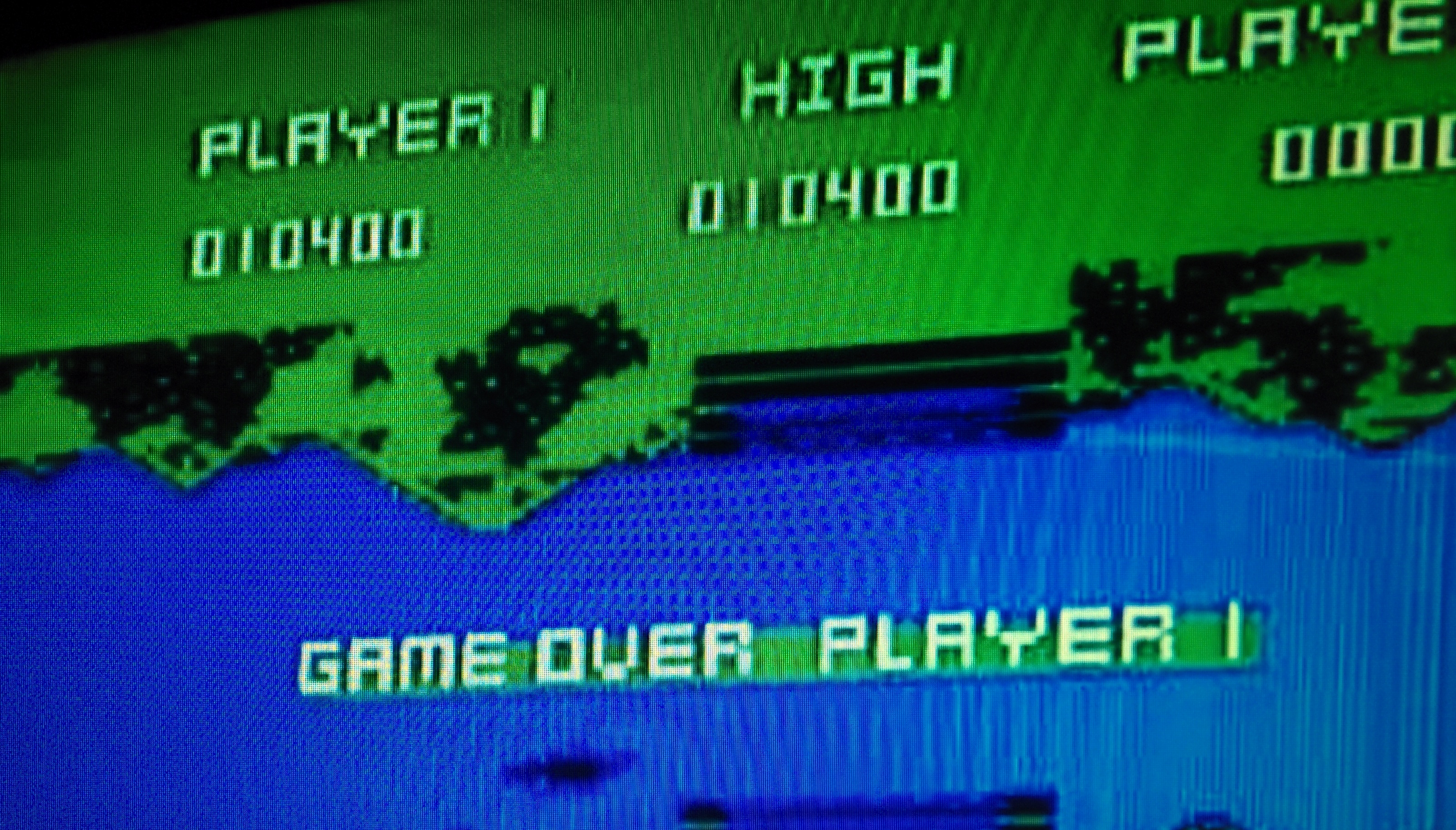 Sixx: River Resque (Atari 400/800/XL/XE Emulated) 10,400 points on 2014-10-23 09:51:49
