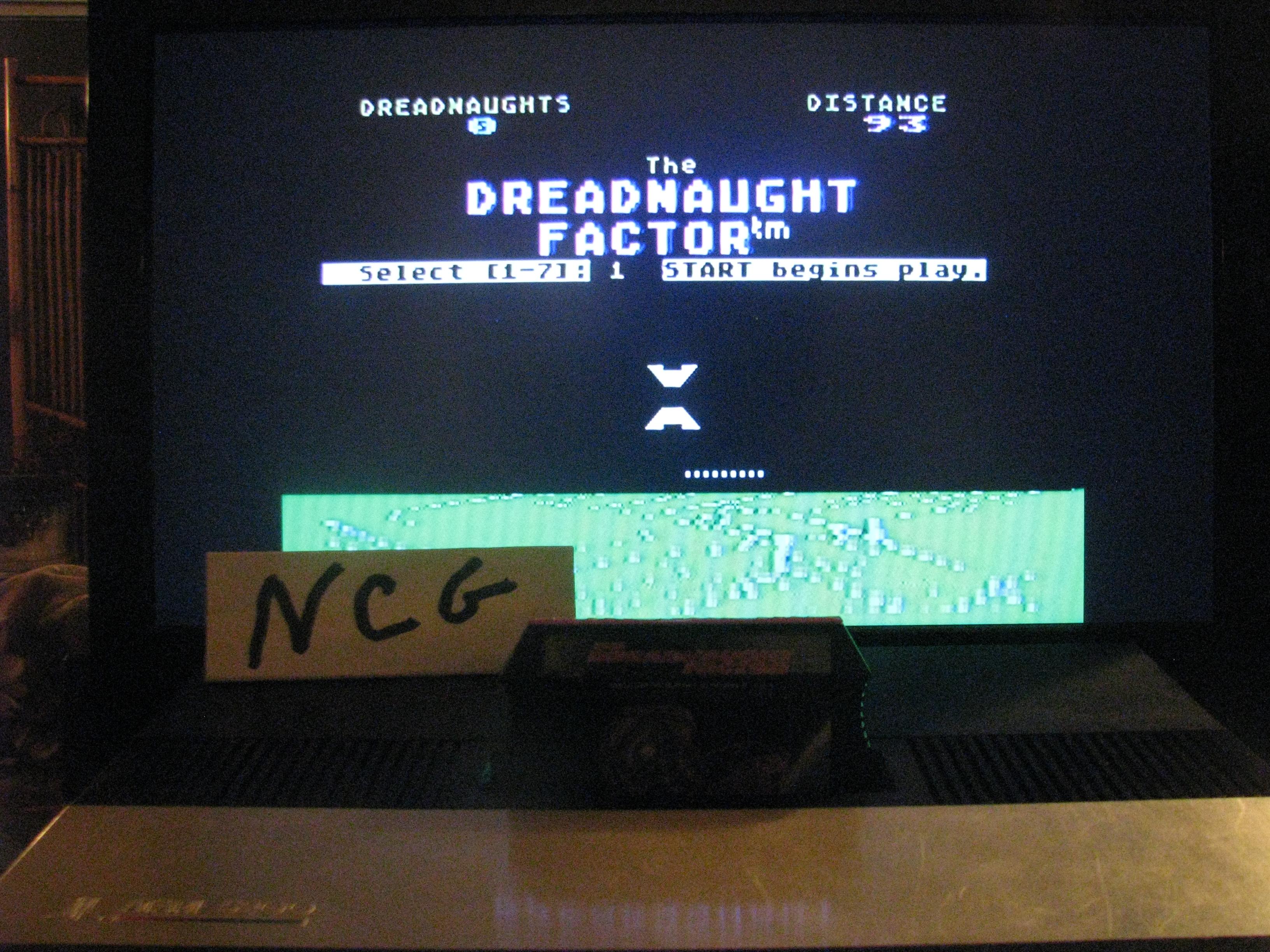 NorthCoastGamer: The Dreadnaught Factor (Atari 5200) 2,353 points on 2014-10-23 20:49:37