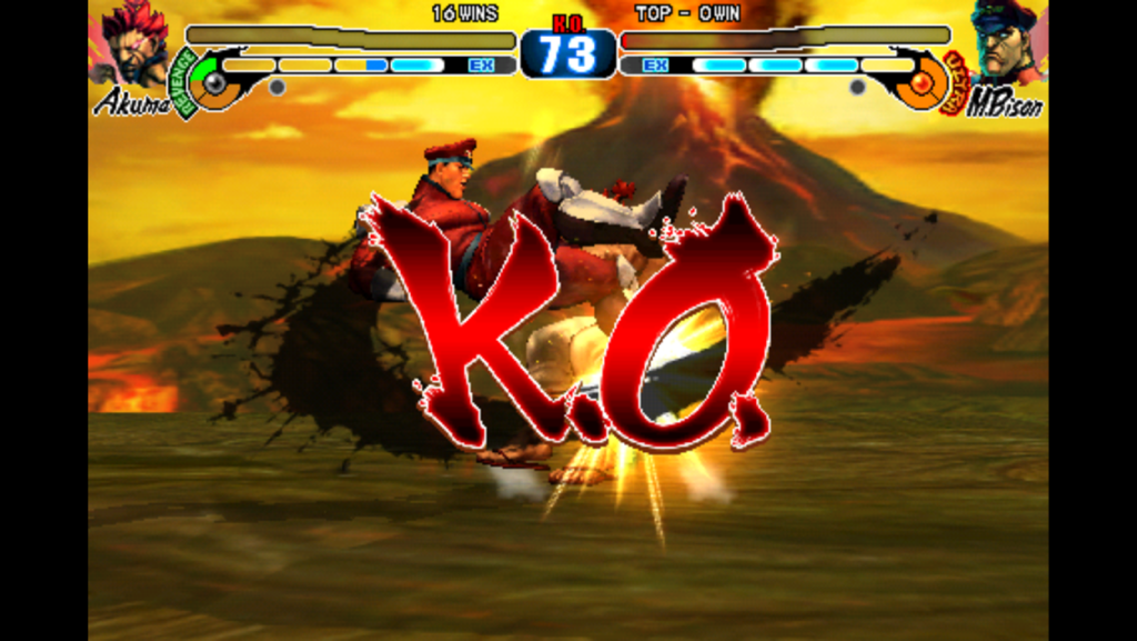 Street Fighter 4 Volt: Survival 16 points