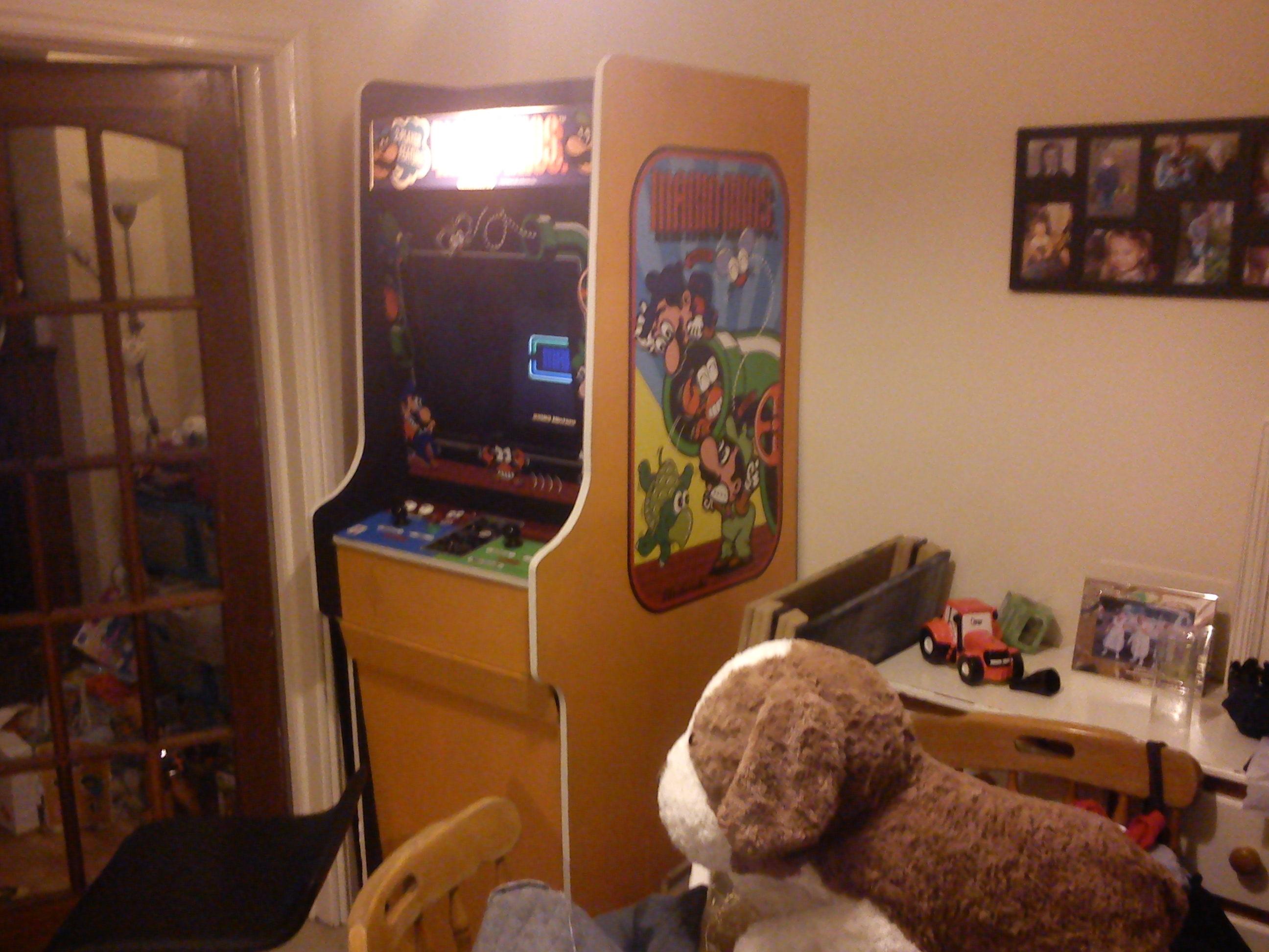 Fr0st: Mario Bros (Arcade Emulated / M.A.M.E.) 69,430 points on 2014-10-24 03:20:20