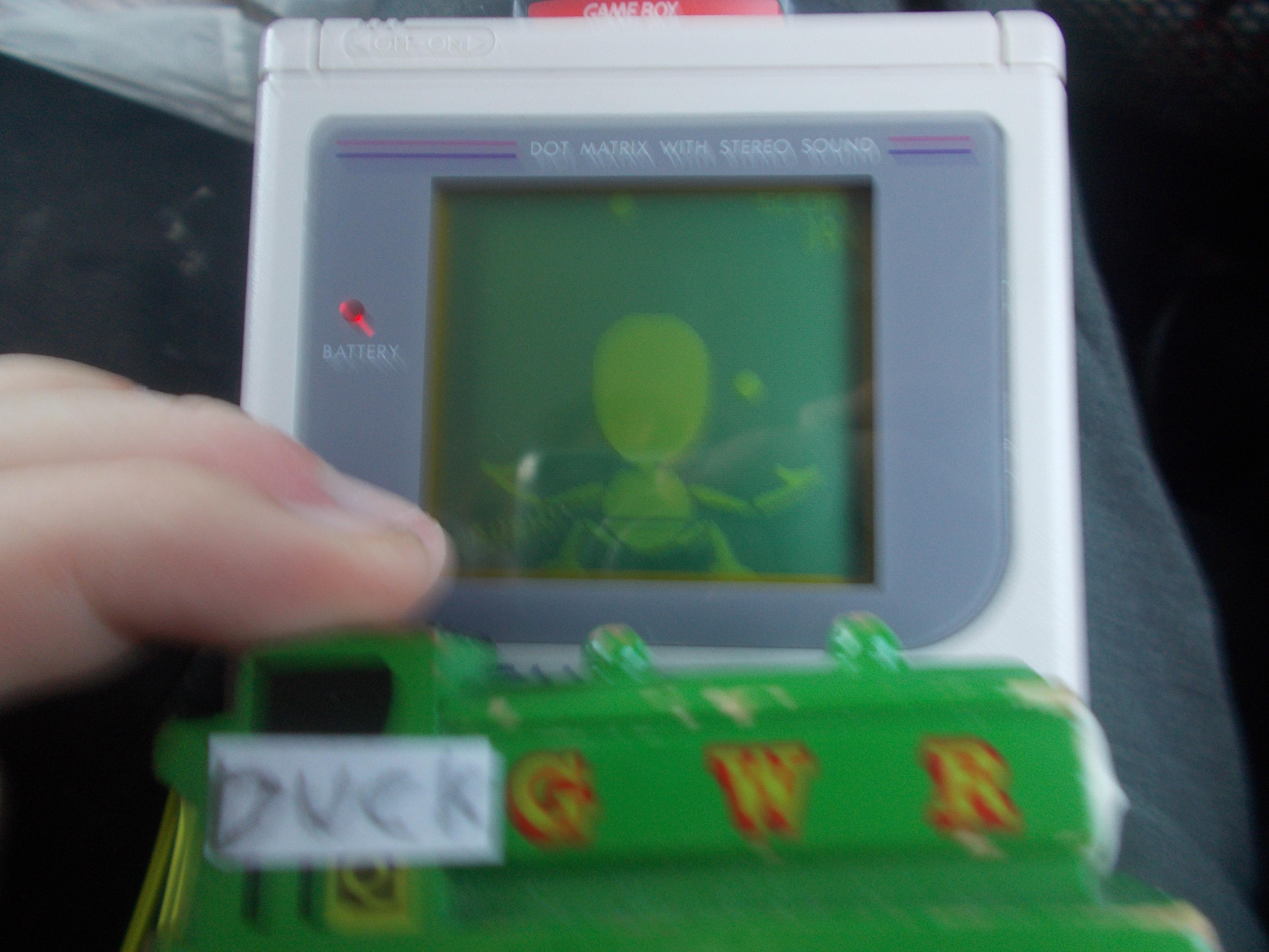 Game Boy Camera: Ball 194 points