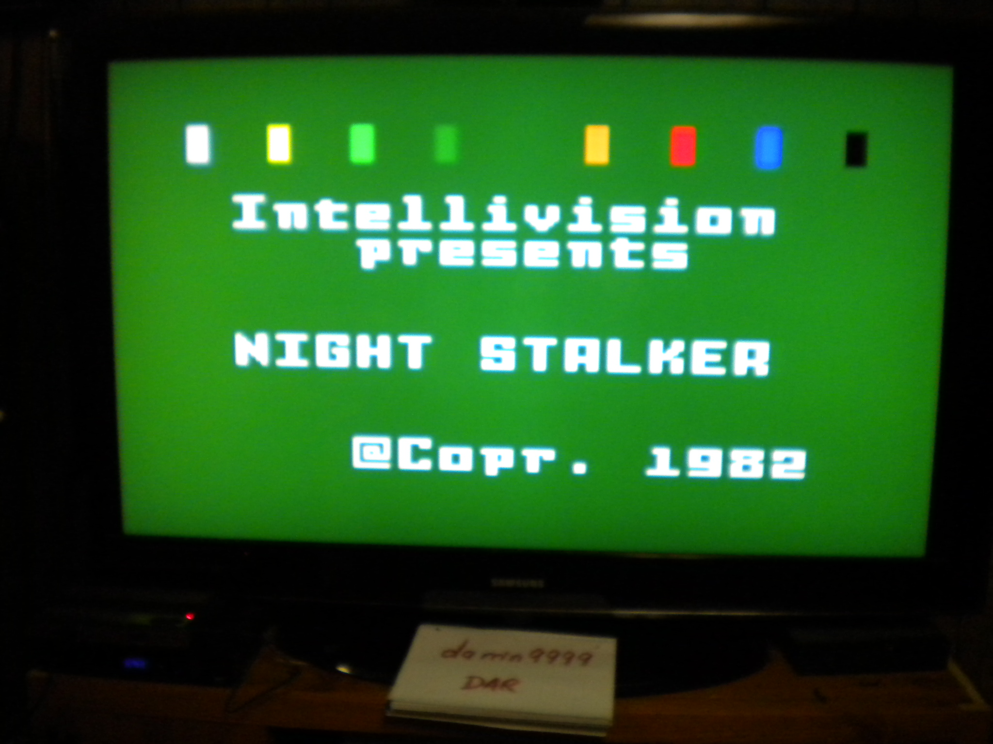 Nightstalker 7,700 points
