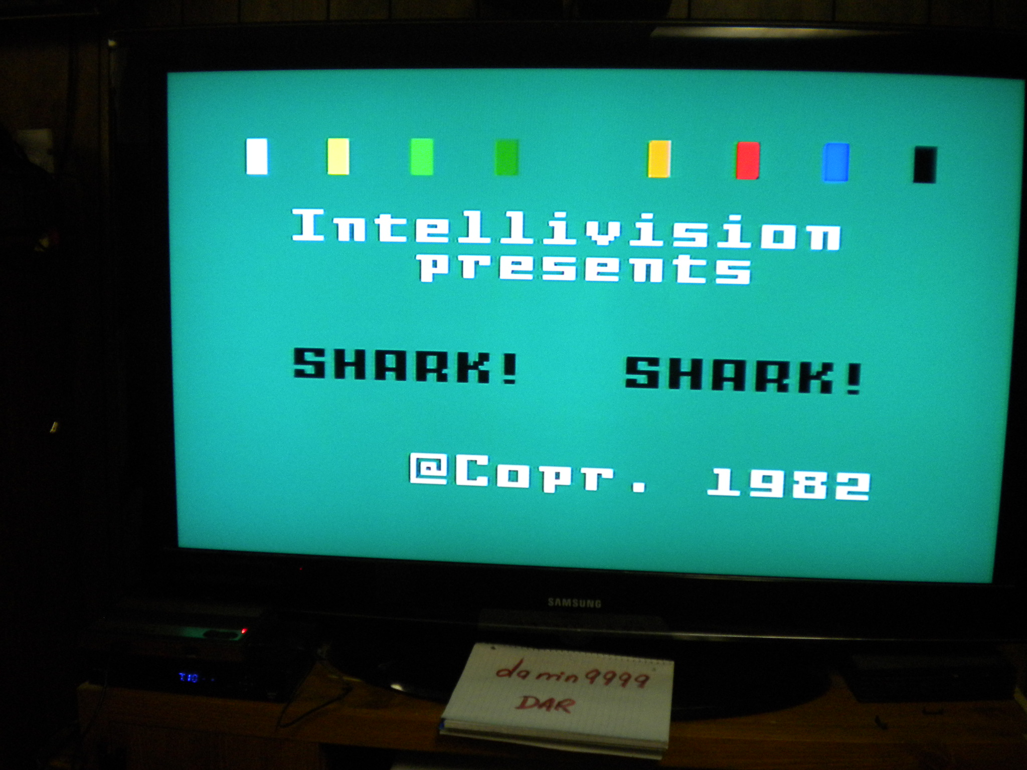 Shark! Shark! 5,150 points