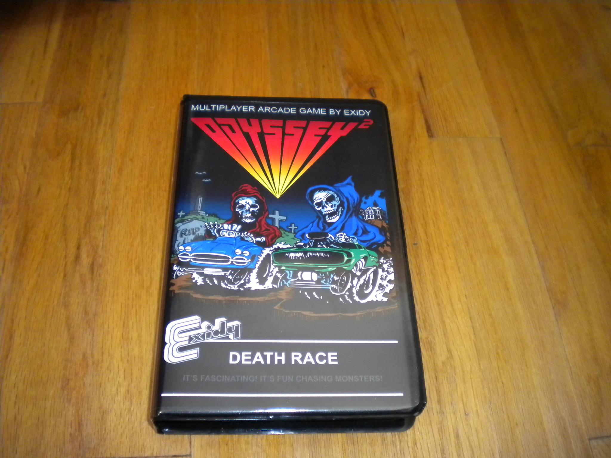 Death Race 17 points