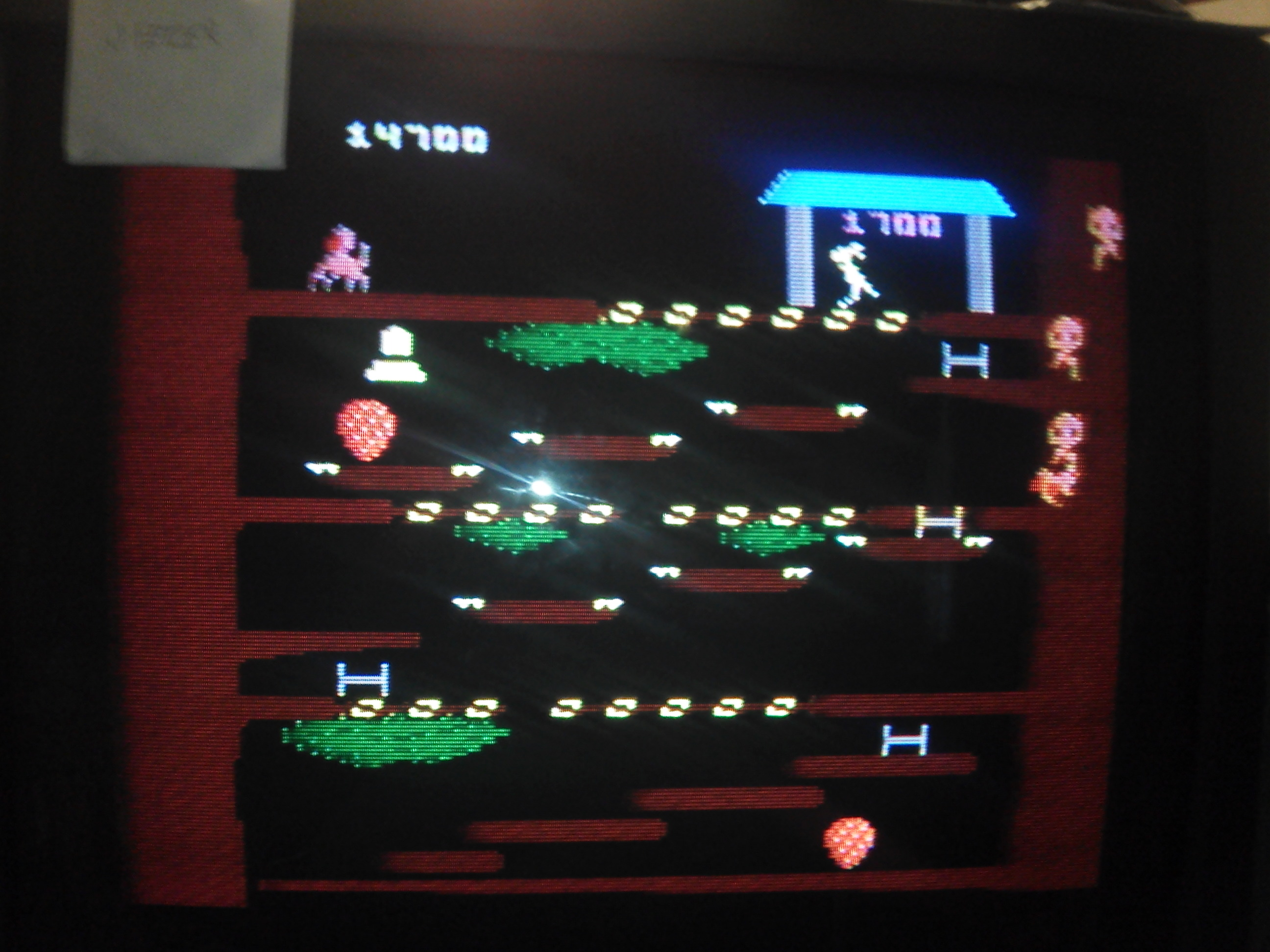 jfetzer: Kangaroo: Advanced (Atari 5200) 14,700 points on 2014-10-25 15:13:54