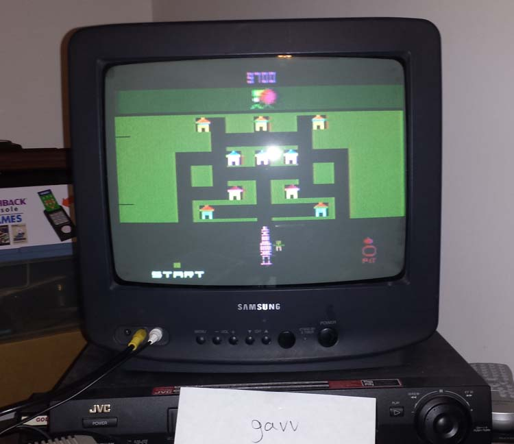 gavv: Blue Print (Atari 2600) 9,700 points on 2014-10-26 01:36:39