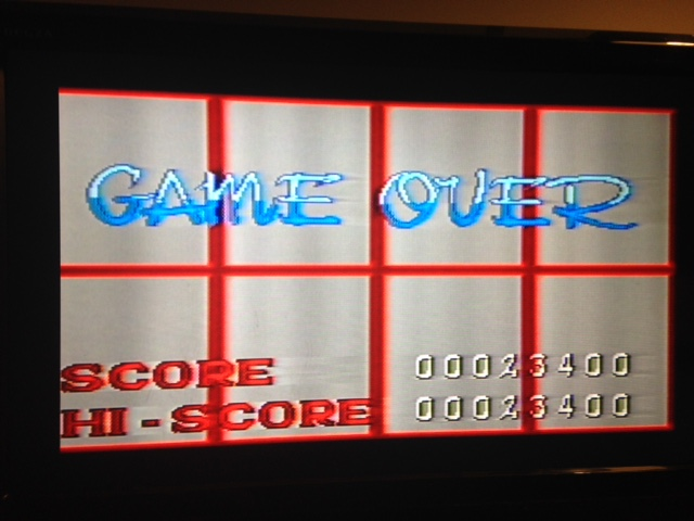 mechafatnick: Shadow Dancer (Sega Master System) 23,400 points on 2014-10-27 01:35:24