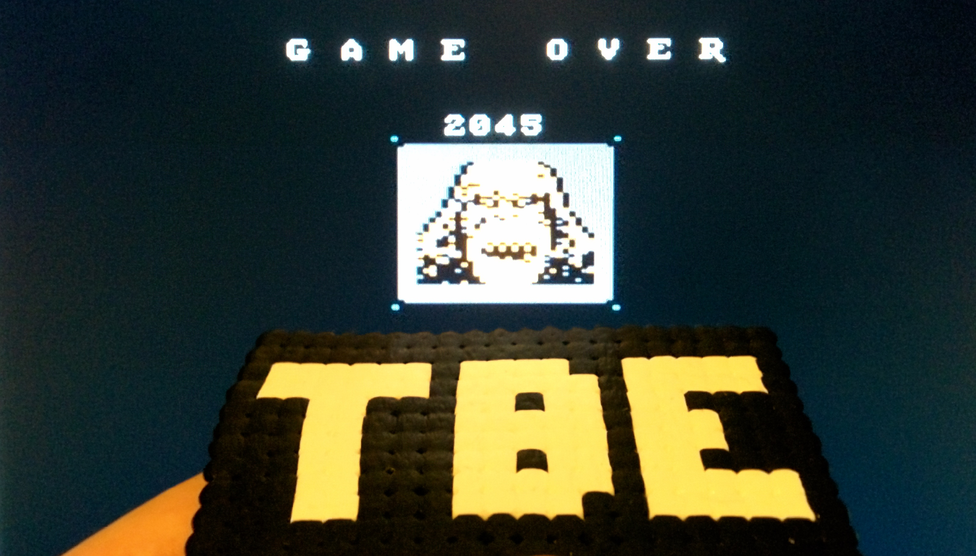 Sixx: Rampage (Atari 400/800/XL/XE Emulated) 2,045 points on 2014-10-28 14:08:42