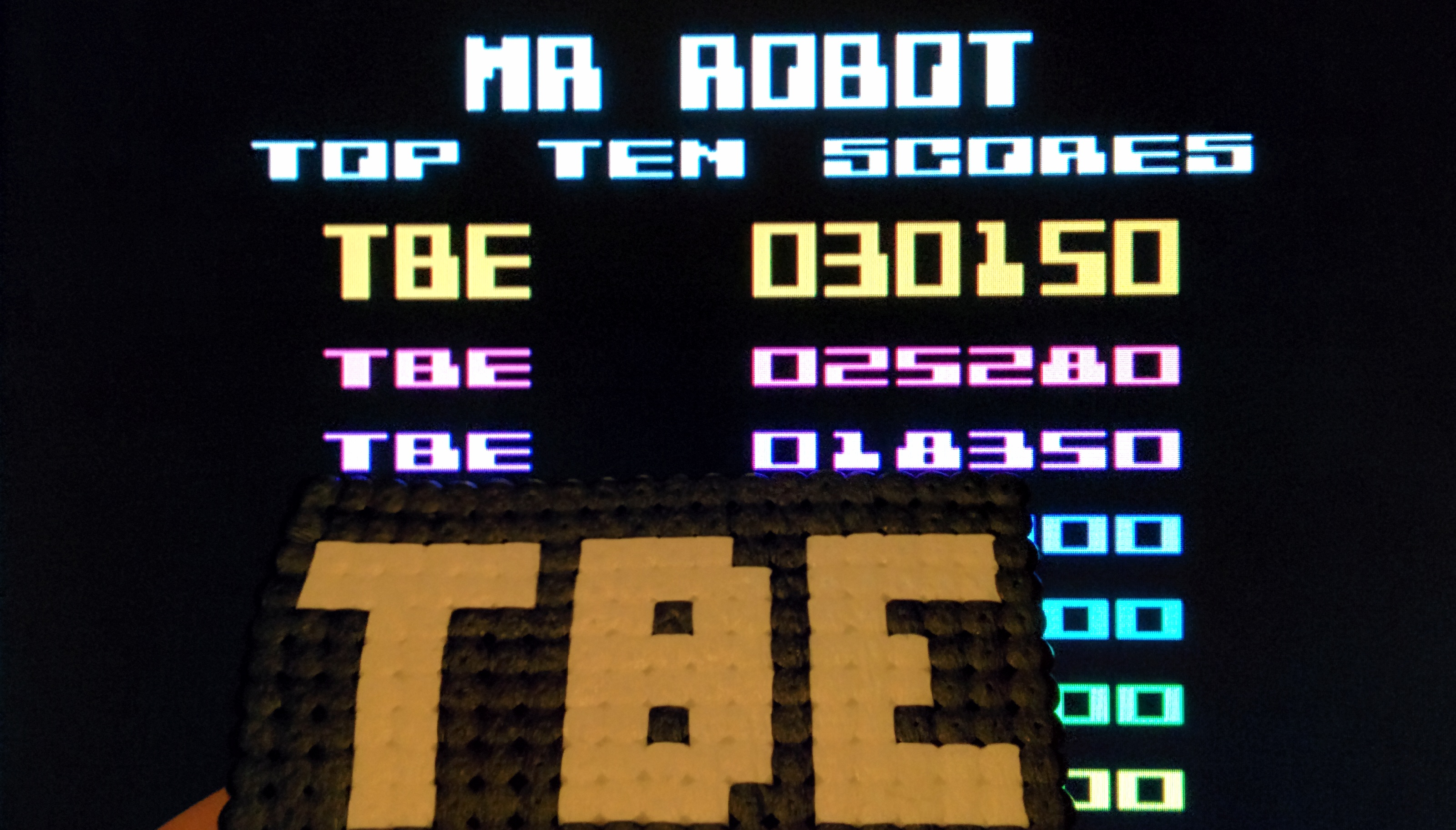 Sixx: Mr. Robot and His Robot Factory (Atari 400/800/XL/XE Emulated) 30,150 points on 2014-10-29 12:44:46