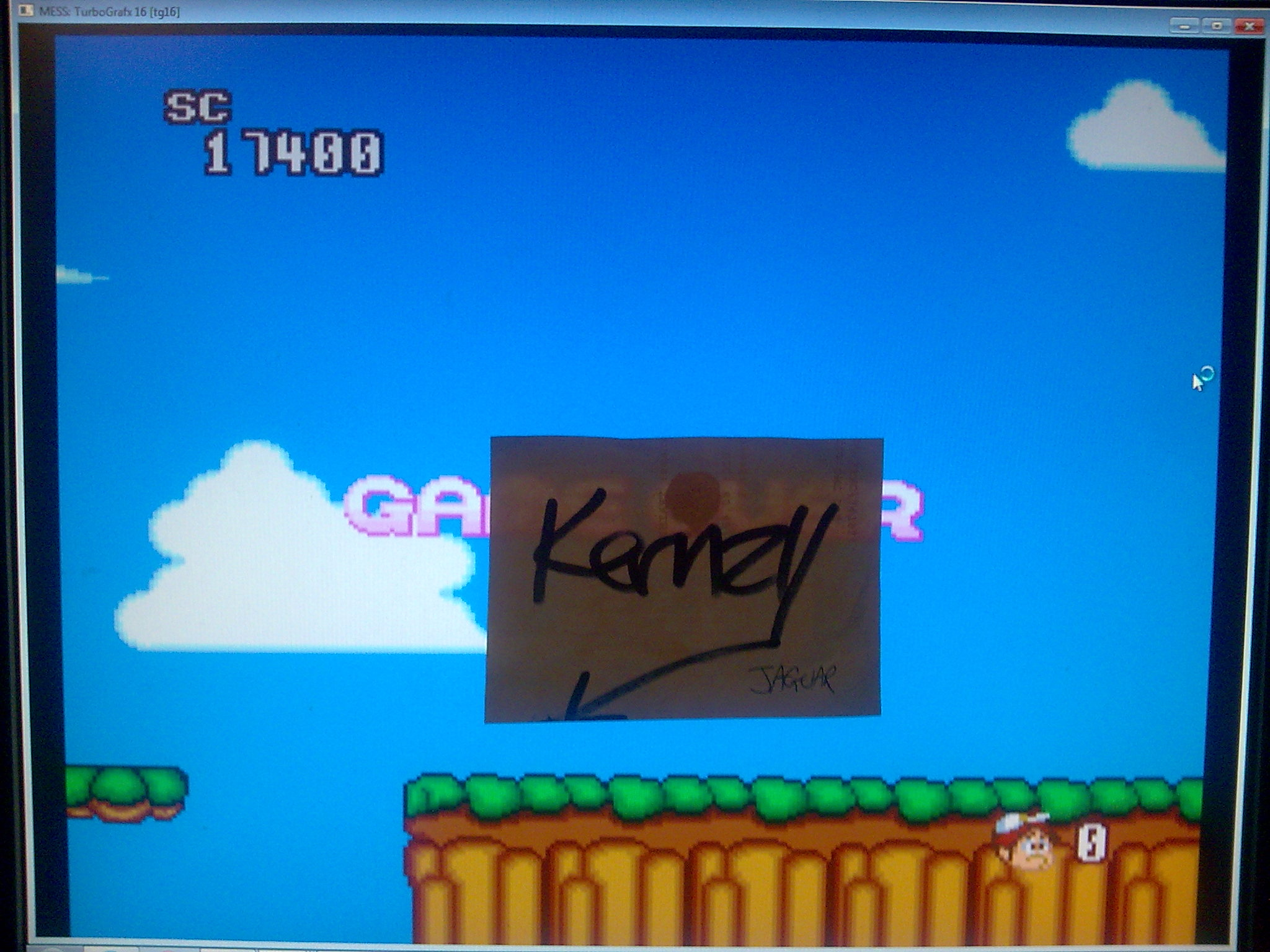 kernzy: Adventure Island (TurboGrafx-16/PC Engine Emulated) 17,400 points on 2014-10-30 16:53:28