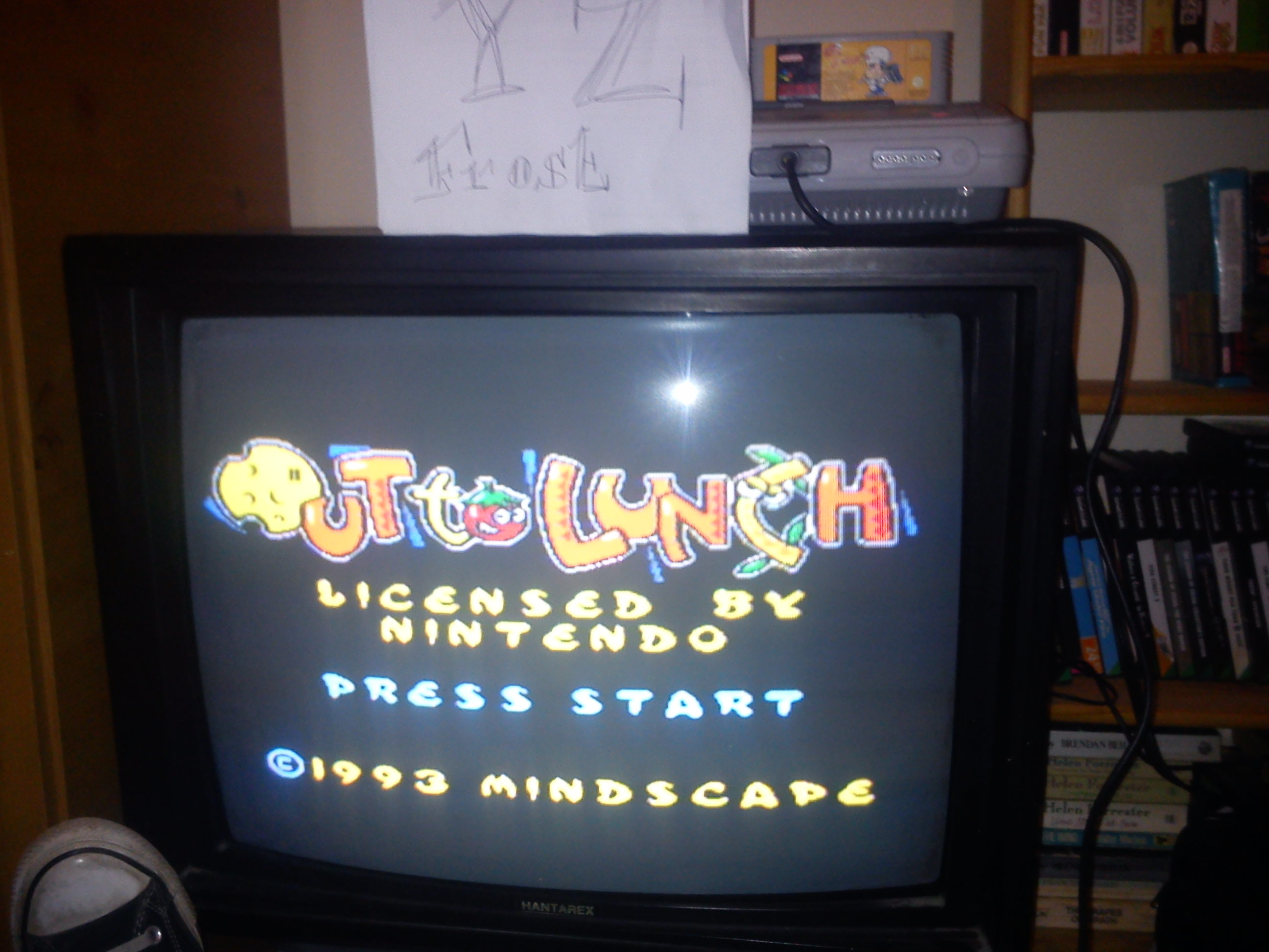 Fr0st: Out to Lunch (SNES/Super Famicom) 5,540 points on 2014-11-03 18:48:21