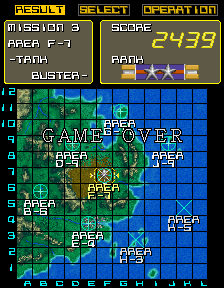 BarryBloso: Metal Hawk [metlhawk] (Arcade Emulated / M.A.M.E.) 2,439 points on 2014-11-06 16:27:23