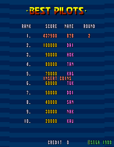 BarryBloso: Scramble Spirits [sspirits] (Arcade Emulated / M.A.M.E.) 437,900 points on 2014-11-06 18:16:48