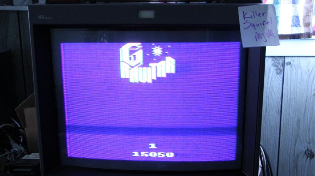 killersquirel: Gravitar (Atari 2600 Expert/A) 15,050 points on 2013-10-14 11:33:29