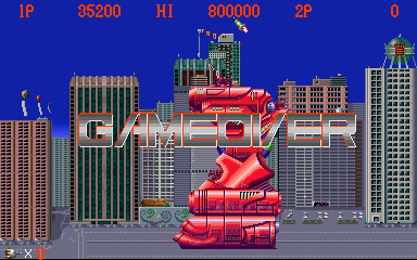 BarryBloso: Gigandes [gigandes] (Arcade Emulated / M.A.M.E.) 35,200 points on 2014-11-07 04:58:56