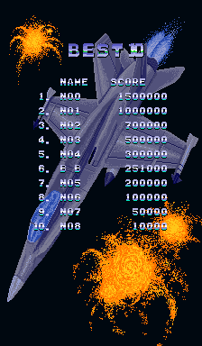 BarryBloso: Meta Fox [metafox] (Arcade Emulated / M.A.M.E.) 251,000 points on 2014-11-08 04:13:33