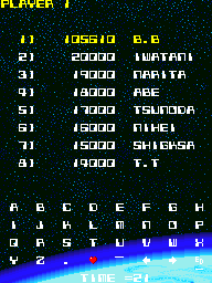 BarryBloso: Omega Fighter Special [omegafs] (Arcade Emulated / M.A.M.E.) 105,610 points on 2014-11-08 05:26:47