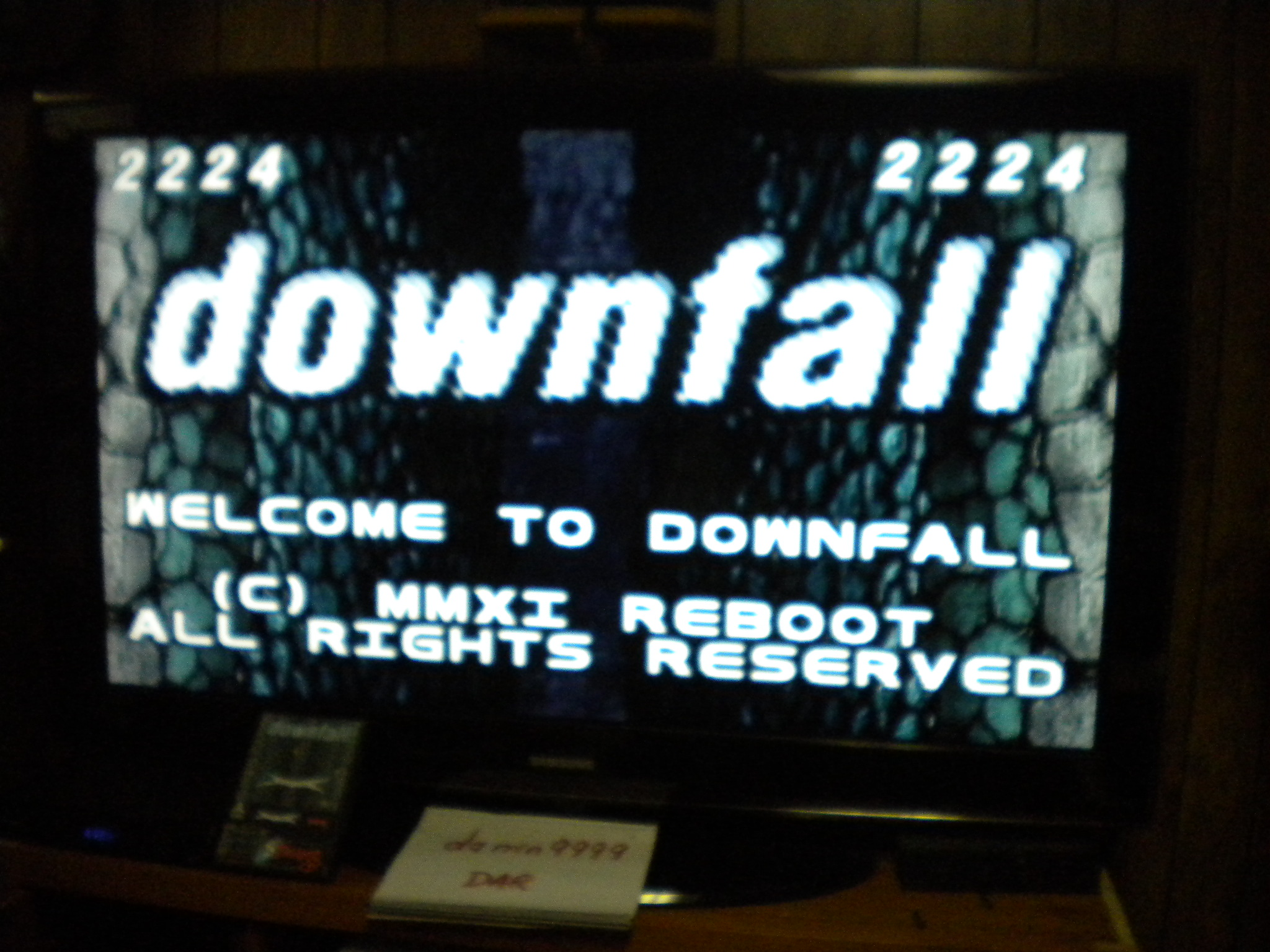 Downfall 2,224 points