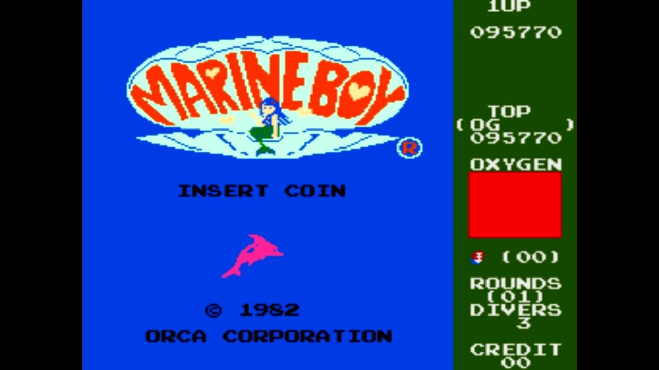 Marine Boy [marineb] 95,770 points