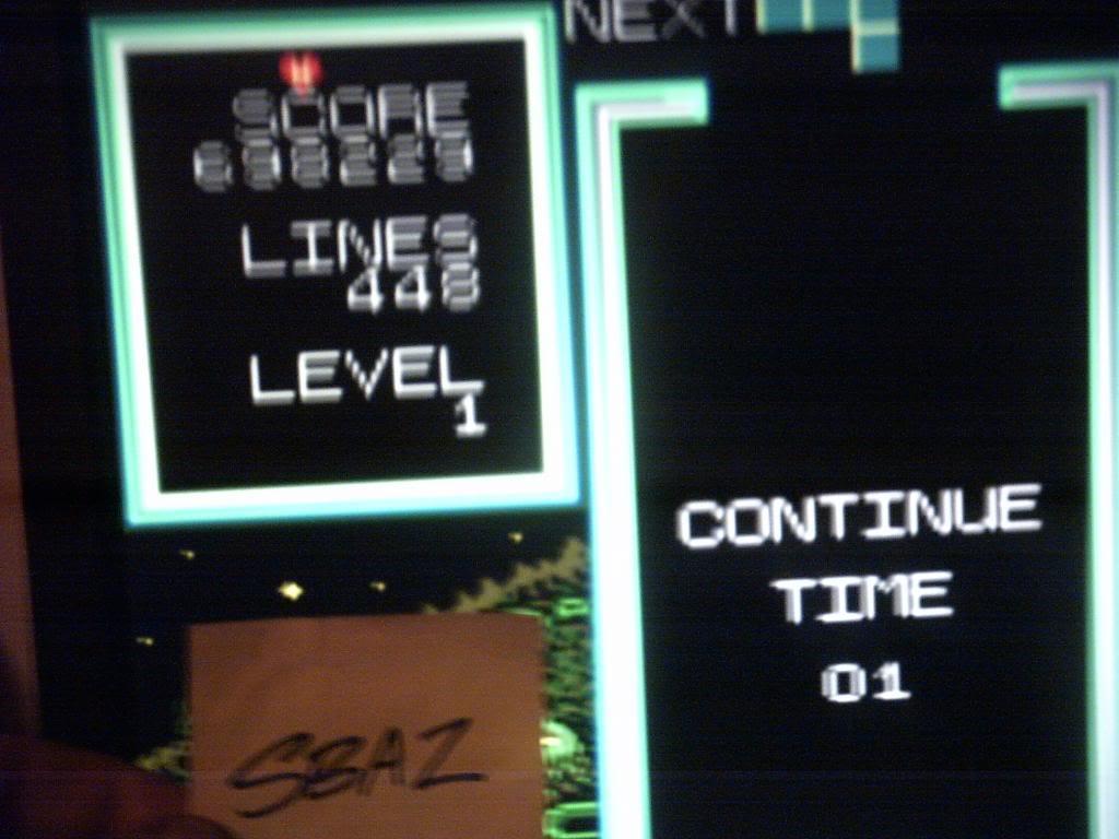 Super Tetris 698,229 points